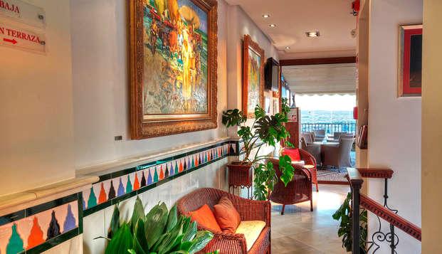 Hotel Mirador Arabeluj - hall