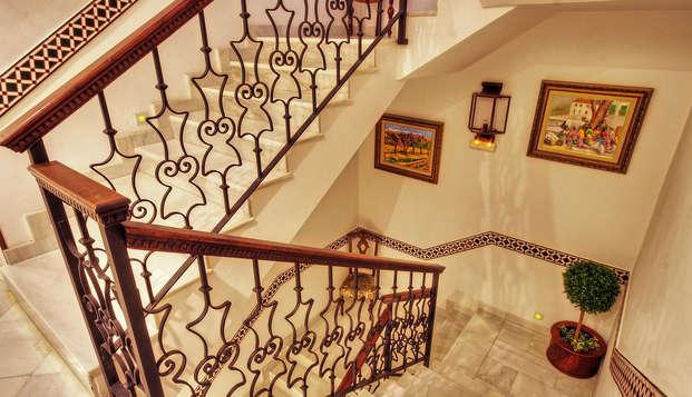 Hotel Mirador Arabeluj - interior
