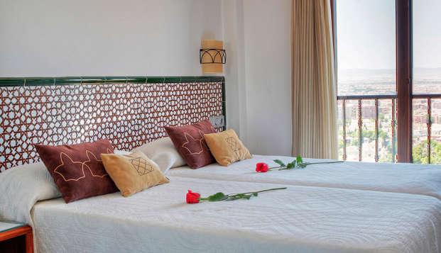 Hotel Mirador Arabeluj - room