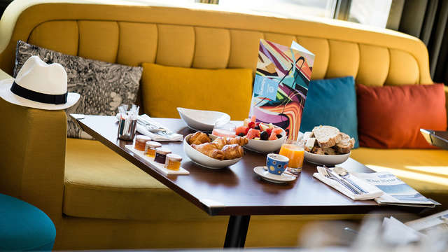 Molitor Paris by MGallery Collection - new breafast