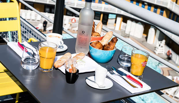 Molitor Paris by MGallery Collection - new breakfast