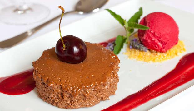 Domaine et Golf de Vaugouard - dessert
