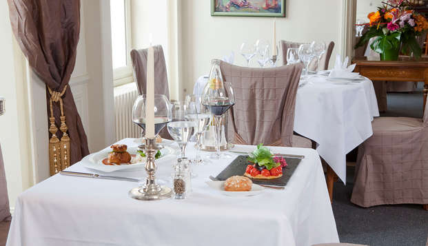 Domaine et Golf de Vaugouard - restaurant