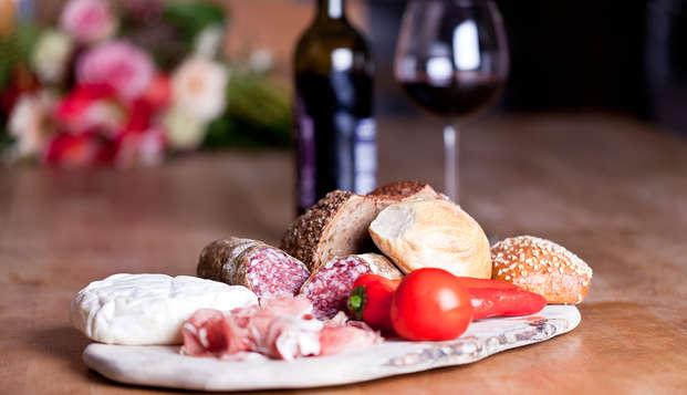 Weekend di degustazione di vini e salumi nel Monferrato!
