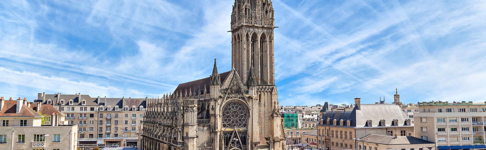 best western plus hotel moderne caen 4 caen frankrijk