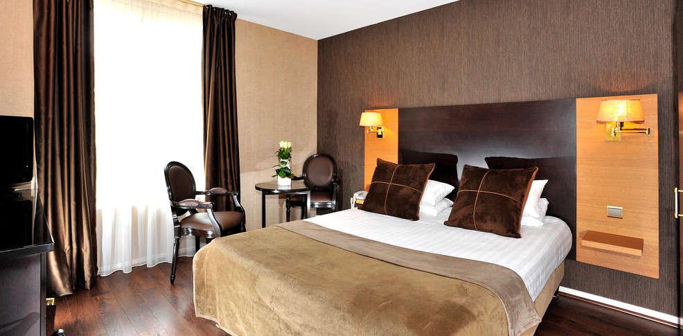 best western plus hotel moderne caen 4 caen france