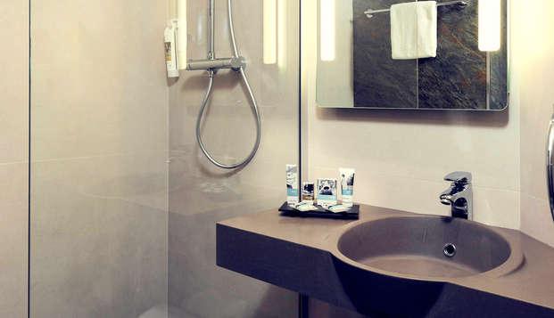 Hotel Mercure Paris Porte de Pantin - Bathroom