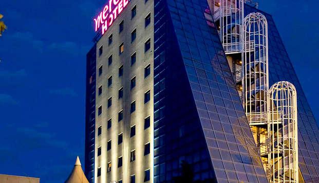Hotel Mercure Paris Porte de Pantin - Front
