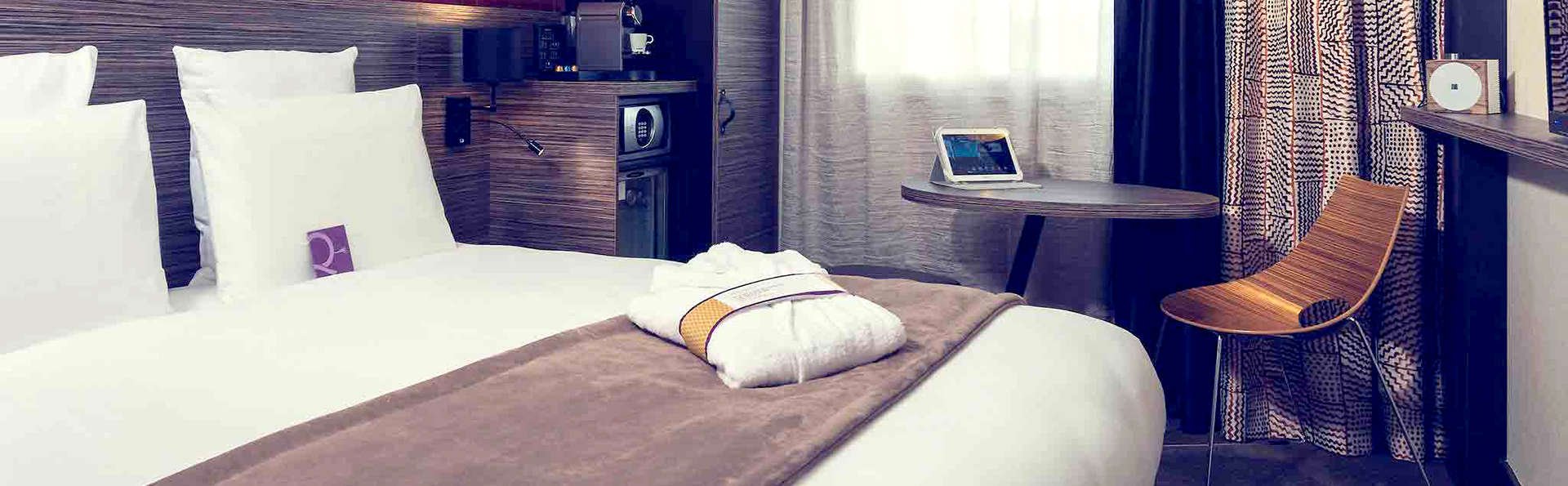 Séjour dans un hôtel 4* aux portes de Paris (2 nuits minimum)