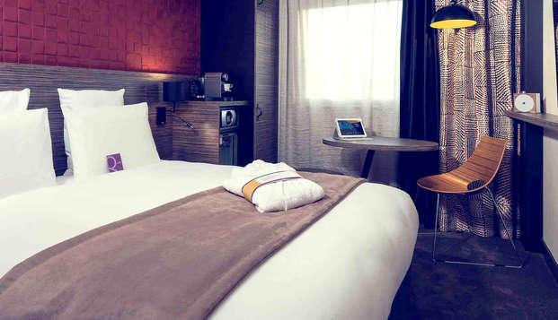 Estancia en un hotel 4* a las puertas de París (desde 2 noches)