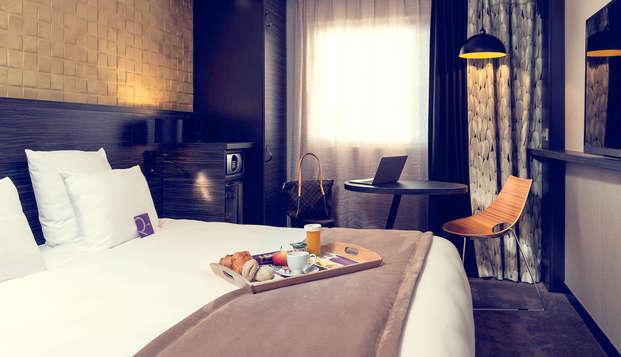 Hotel Mercure Paris Porte de Pantin - Room