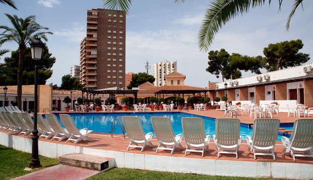 Mini-vacances sur la Costa Blanca avec demi-pension incluse (à partir de 2 nuits)