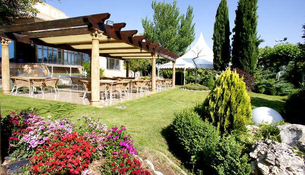 Vive la naturaleza y la gastronomía Castellana en Aranda de Duero en este precioso hotel (2 noches)