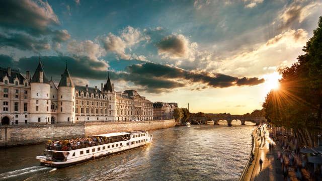 Sumérgete en el encanto parisino a dos pasos de la capital francesa