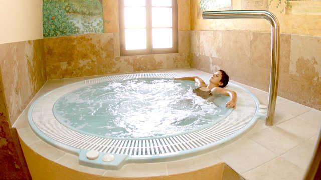 Escapada Relax con acceso al Spa y copa de vino en O Barco de Valdeorras