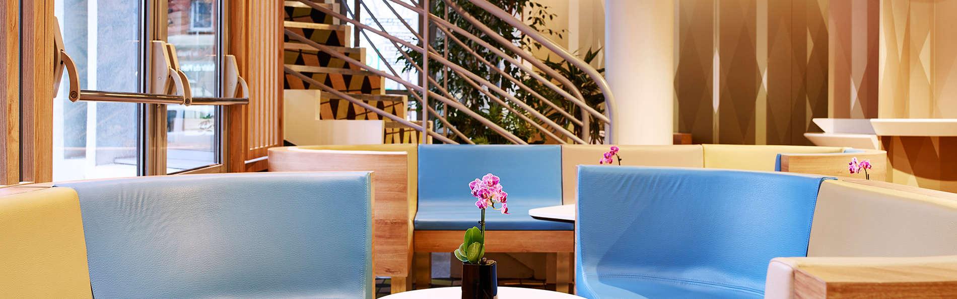 Hotel median paris porte de versailles 3 paris france - Hotel median paris porte de versailles ...