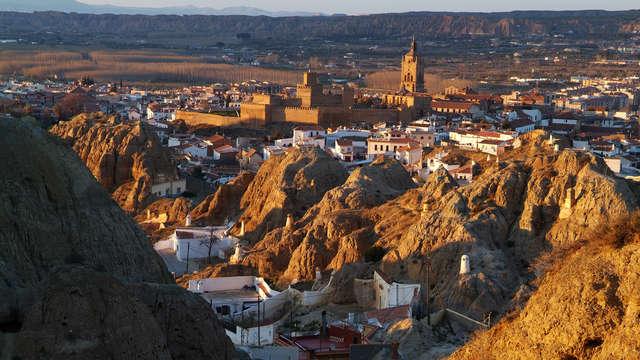 Escapada a Guadix, desconecta a pies de Sierra Nevada