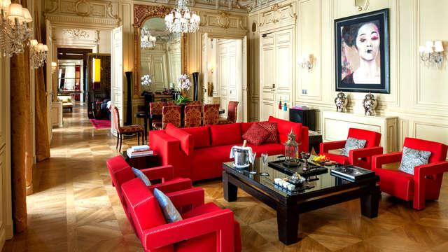 Luxe, charme et détente au coeur de Paris