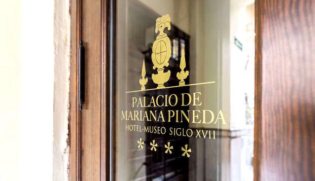 Hotel Museo Palacio de Mariana Pineda - Entrance