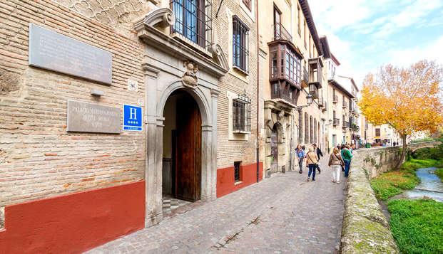 Hotel Museo Palacio de Mariana Pineda - Front