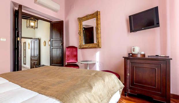 Hotel Museo Palacio de Mariana Pineda - Room