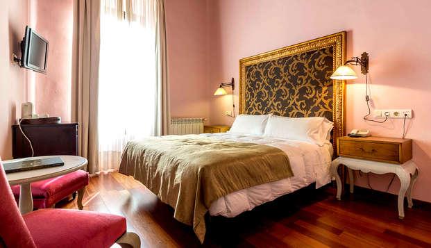Escapada Romántica con encanto en el Albayzín de Granada (desde 2 noches)
