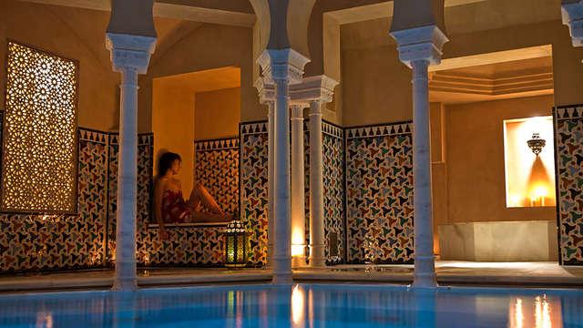 Escapada Relax con acceso al Hammam Al Ándalus de Córdoba