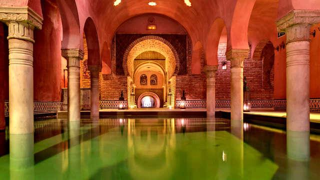 Escapada Relax: Disfruta de Córdoba y relájate en los Baños Árabes