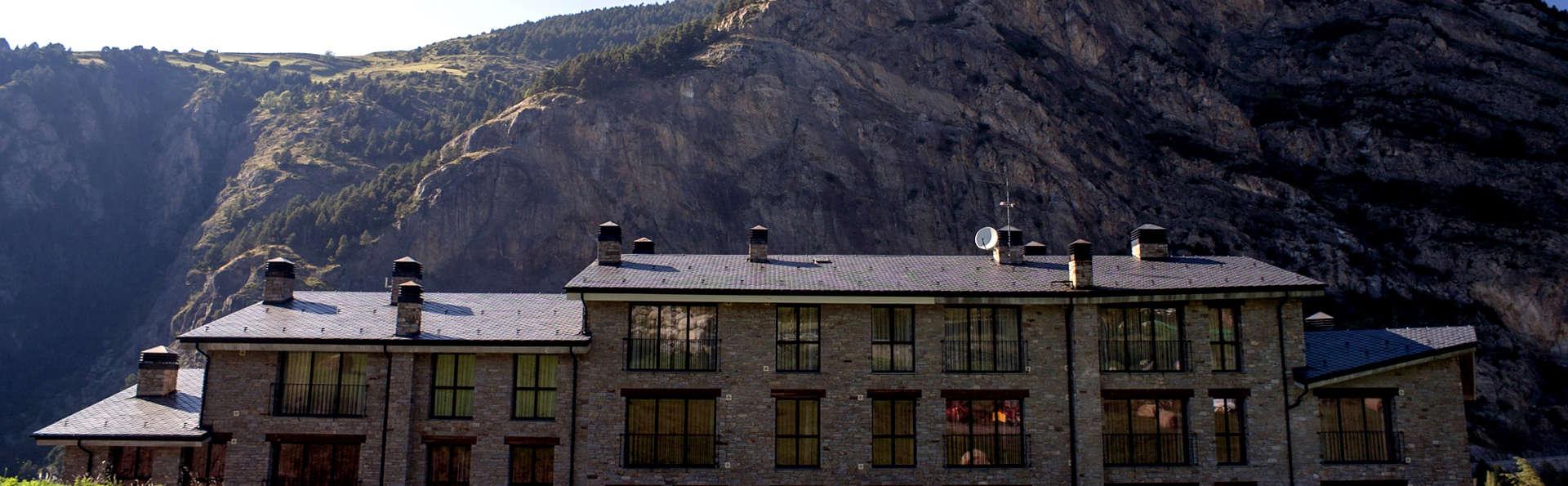 Oferta exclusiva: Escapada con vistas increíbles y spa incluido en Andorra (desde 2 noches)