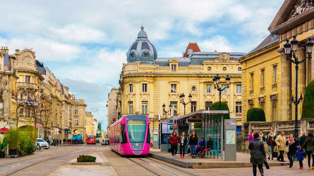 Échappée belle au cœur de Reims
