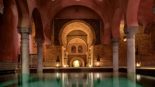 Week-end détente avec accès au hammam et touche de romantisme dans un palais du XVIème siècle à Grenade