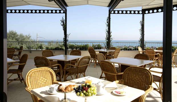 Offerta Romantica in Abruzzo: due notti in deluxe con spa inclusa a Francavilla al Mare