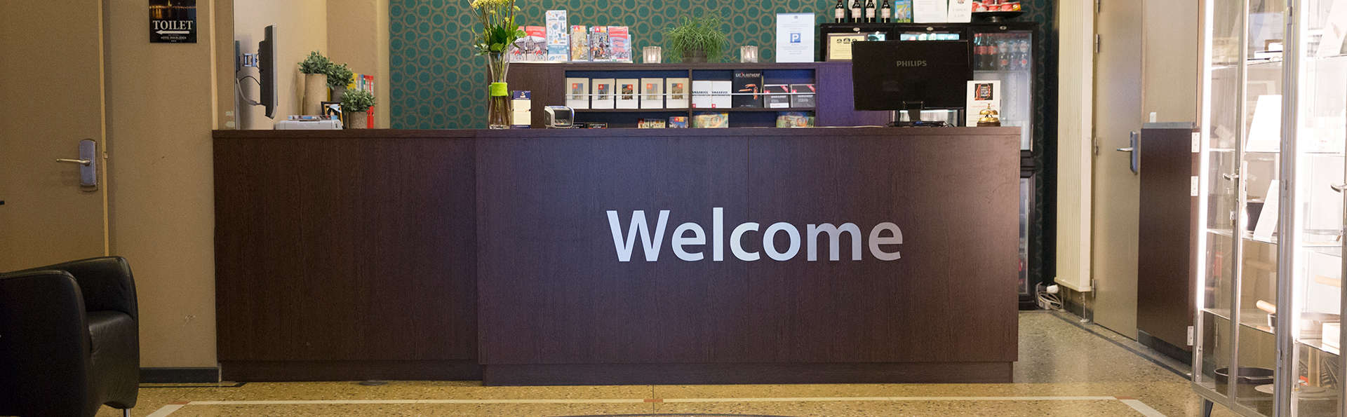Best Western Hotel Docklands - edit_new_receptiom.jpg