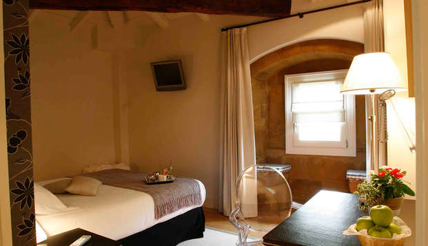 Oferta especial: Romanticismo en un palacio cerca de Bilbao (desde 2 noches)