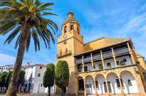 Iglesia de Santa María la Mayor de Ronda -