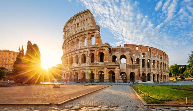 Secrets de Rome, découvrez les souterrains de la Cité Éternelle