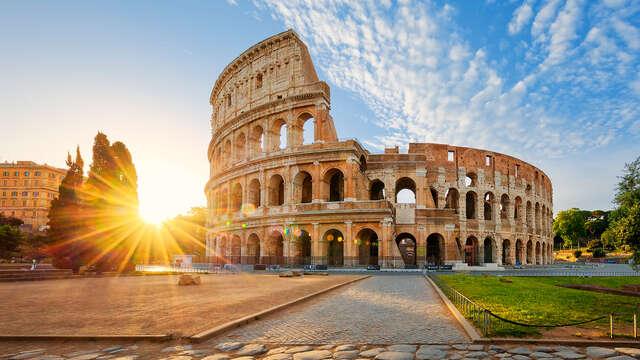 Weekend culturale a Roma con accesso al Colosseo!