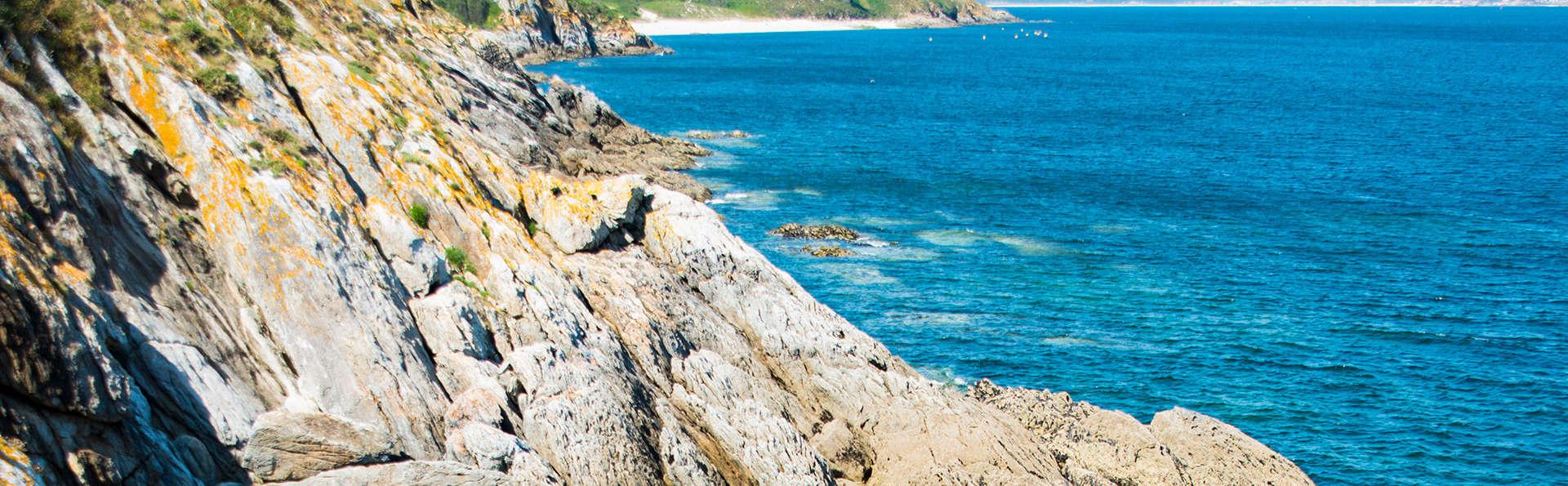 Mini-vacances de Luxe avec dîner, Spa & croisière aux Îles Cies (à partir de 3 nuits)
