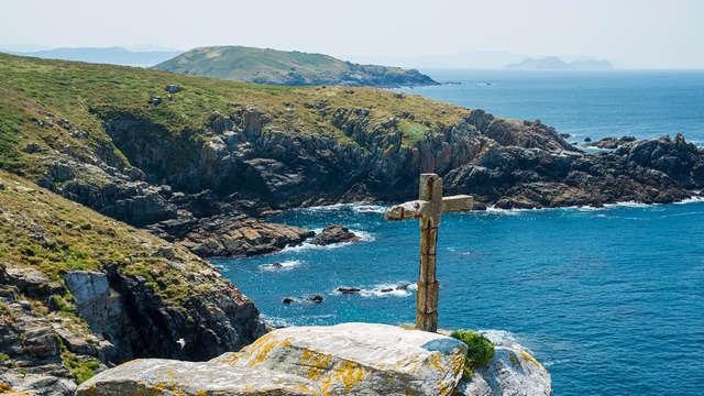 Vive las Rías Baixas con crucero en barco a la Isla de Ons
