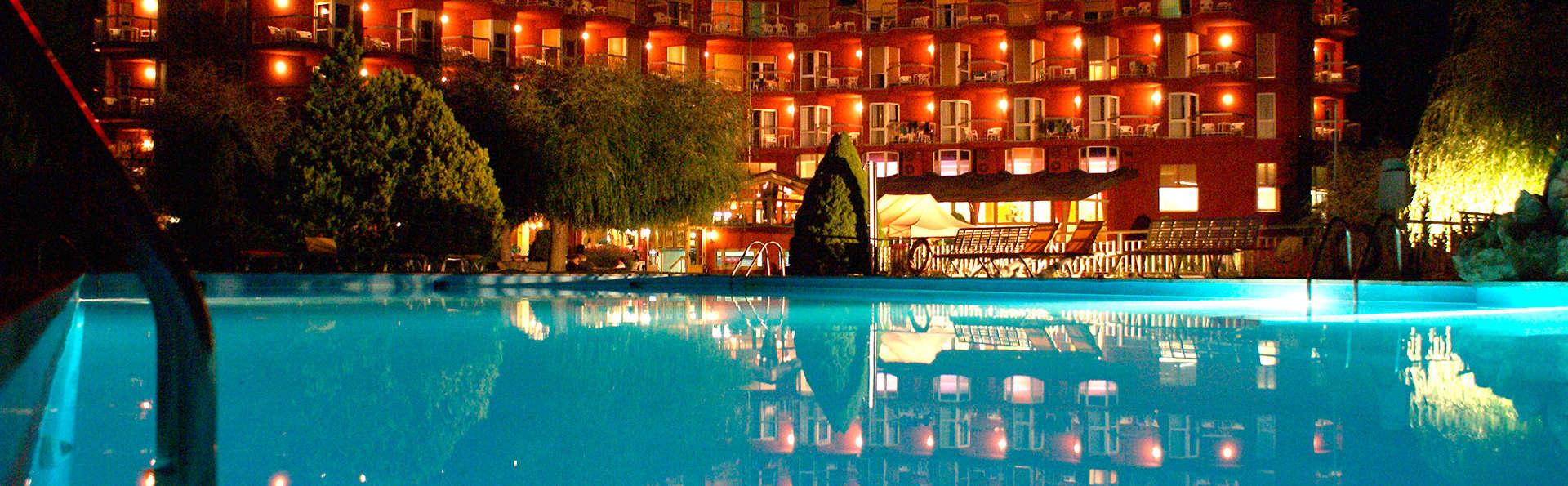 Détendez-vous à Puigcerdá avec dîner et accès au spa