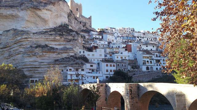 Escapada con visita a bodega en Alcalá del Júcar en Albacete