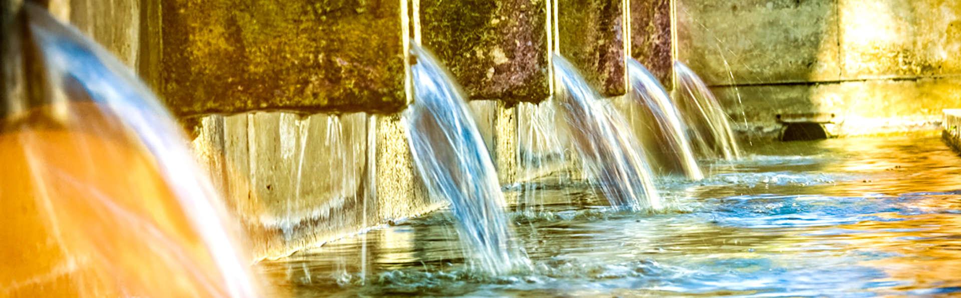 Escapada para mimarte: Acceso a la piscina termal + tratamiento a elegir cerca de Almería