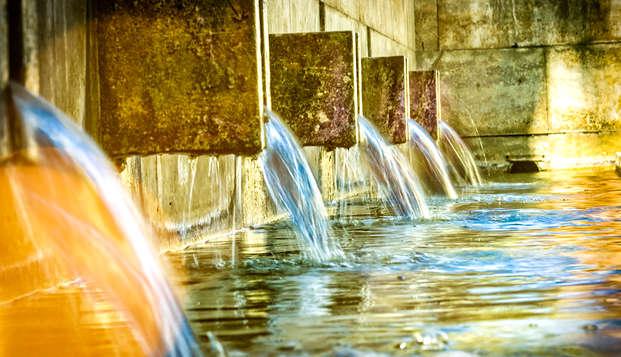 Benessere con trattamento a scelta e piscina termale ad Almería