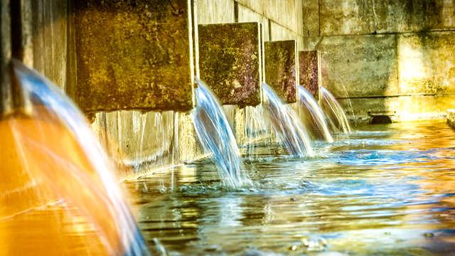 Escapade bien-être : Traitements au choix et piscine thermale à Almeria