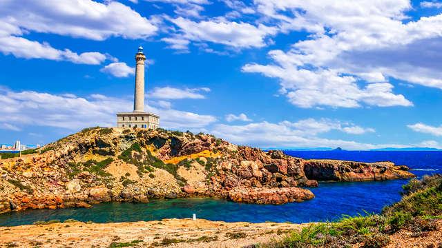 Week-end avec enfants gratuits sur la Costa Cálida