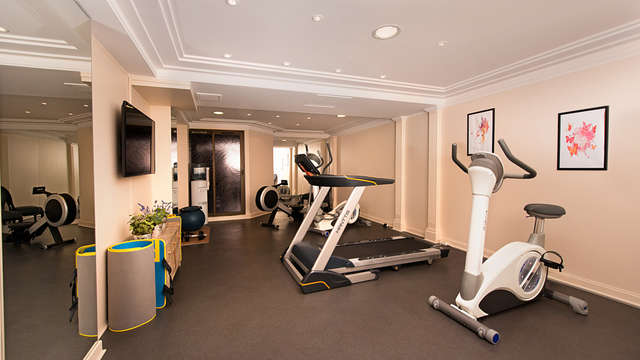 Cezanne Hotel Spa - NEW fitness