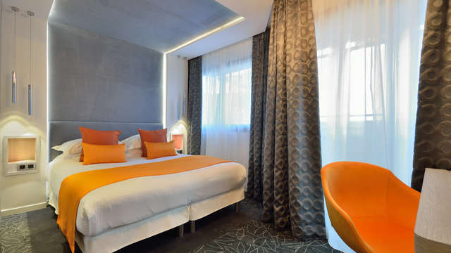 Cezanne Hotel Spa - NEW room
