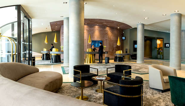 Le Louis Versailles Chateau MGallery by Sofitel - NEW RECEPTION