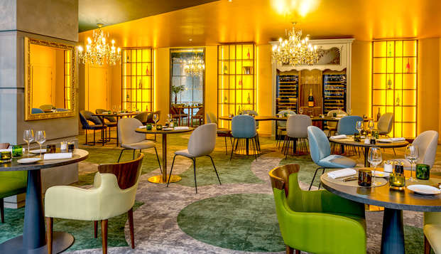 Le Louis Versailles Chateau MGallery by Sofitel - NEW RESTAURANT