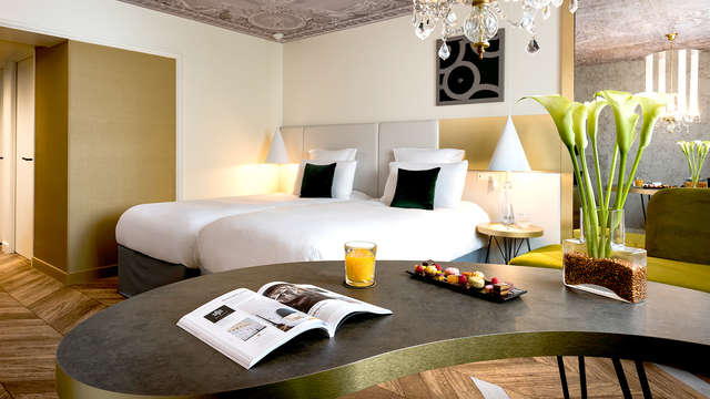 Le Louis Versailles Chateau MGallery by Sofitel - NEW ROOM